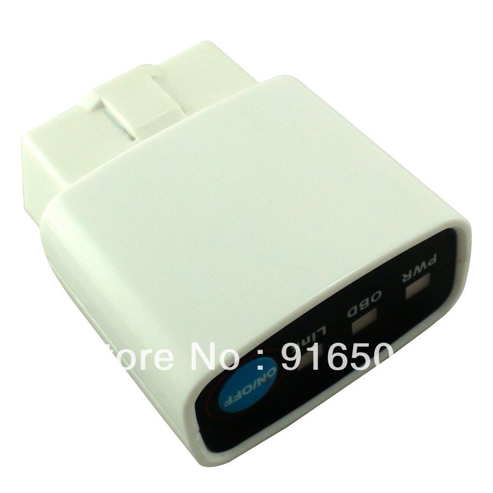 WIFI OBD Muliscan ELM 327 para PC Android iPad iPhone Car Interface de diagnostico New Arrival Novembro frete gratis 15% OFF(China (Mainland))