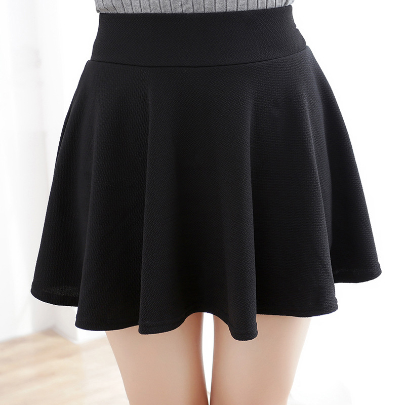 Unique Womenu2019S Black Pleated Skirt | Fashion Skirts