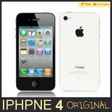 "100% Original Apple iPhone 4 Unlocked Smartphone 8GB 16GB 32GB IOS 8 3G WIFI 5.0MP 3.5""IPS 960*640px Brand Mobile Phone Used(Hong Kong)"