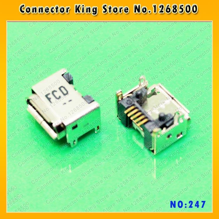 30pcs USB Charging Port DC Power Jack plug Socket For Amazon Kindle Fire D01400 2nd