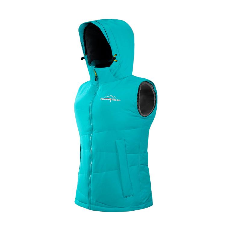 Горячей продажи моды для мужчин вниз жилет зимняя куртка без рукавов жилет 5 цвета M-3XL AXKMJ01(China (Mainland))