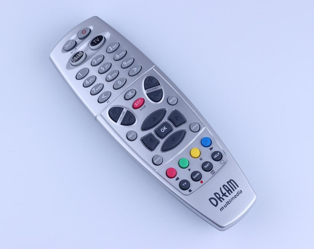 ORIGINAL REMOTE CONTROL FOR DREAM MULTIMEDIA Dreambox Receiver TV DM600 DM800 DM7000 DM7020 DM7025 DM8000(China (Mainland))