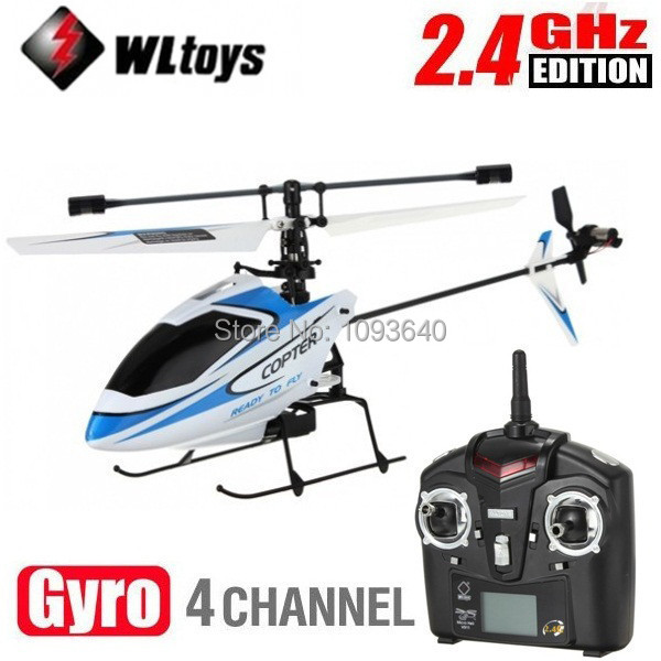 WLtoys V911 Avioes 2.4G Single Blade Mode 2 Radio Remote Control Helicopter/Parts Battery rc Planes 4ch Aeromodelling(China (Mainland))