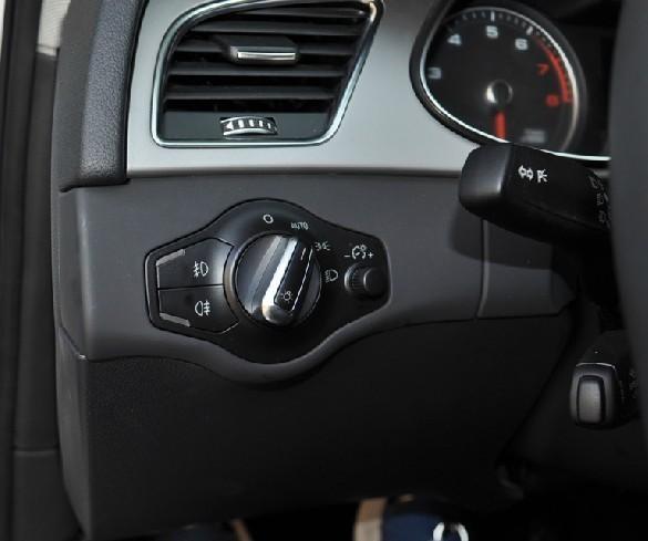 ZWET Car HEADLIGHT SWITCH For Audi A4 B8 S5 A5 headlight ...