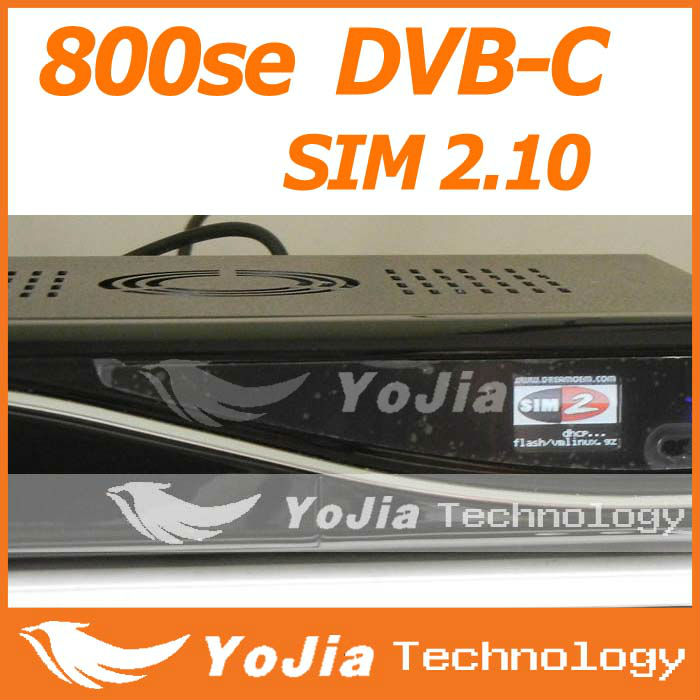 DM800HD se 800 HD se 800hd se cable receiver with dm800 se SIM2.10 Enigma 2 Linux Operating D6 Version System freeshipping(China (Mainland))