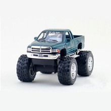 Buy KINSMART Model Cars Toys Children, Emulational 1:44 Scale Pull Back Pickup Toy Car Truck Models / Brinquedos, Truck Kids Toy for $8.39 in AliExpress store