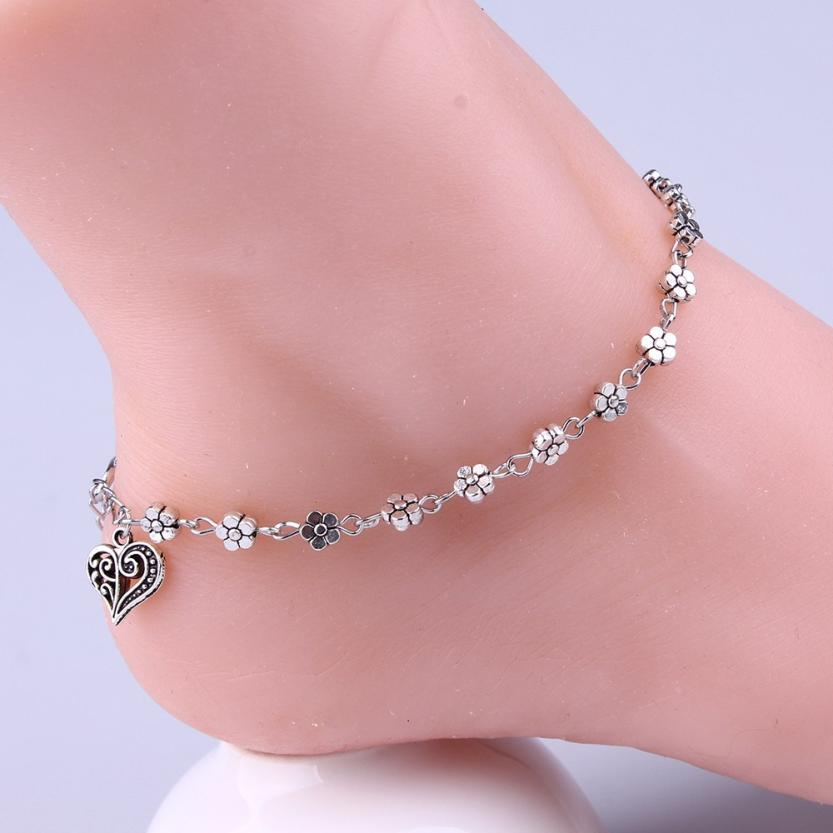 Silver Anklets Designs Reviews
