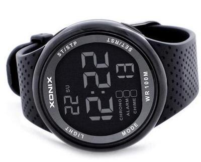 XONIX 100m Waterproof Sports Watch