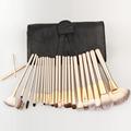 Professional Maquiagem Tool 12 18 24pcs Makeup Brushes Set Cosmetic Make Up Tools Set Fan Powder
