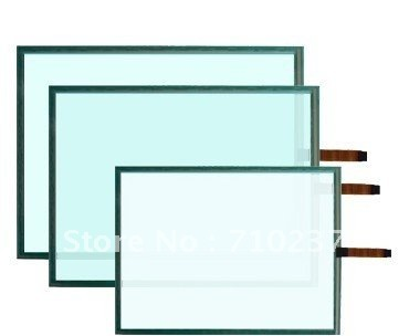 """15.6"""" 4 wire Resistive touch screen panel 16 : 9 free shipping cost"""