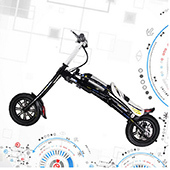 Folding Electric Scooter CWK3-1