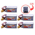 5 pz Bateria Lipo Battery with gift11 1 V 1500 Mah 3 S 40C Max 60C