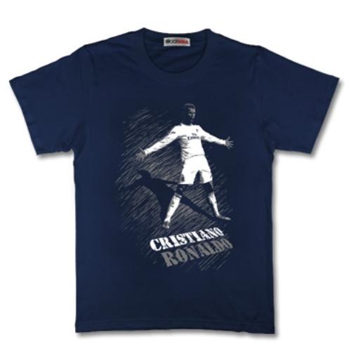 Real Madrid C Luo Zhengpin short-sleeved real Madrid ronaldo 2015 summer new Goalsoul football jerseys poland soccer jersey(China (Mainland))