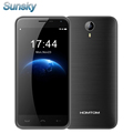 Original HOMTOM HT3 Mobilephone 5 0 1280 720 HD Screen Android 5 1 MTK6580A Quad Core