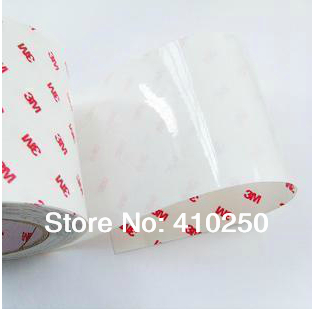 10cm 3 inchinch Wide Original 3M Car Rhino Skin Protective Protection Film Sticker Door Rim Body 5meter/lot - E-MAX Electronics store