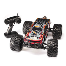 Buy JLB Racing CHEETAH 120A Upgrade 1/10 Brushless RC Car Monster Truck 11101 RTR Battery for $361.34 in AliExpress store
