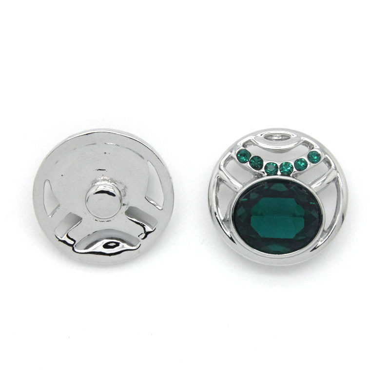 5pcs/lot Interchangeable Ginger Snap Charm Fit Snap Button Bracelet Jewelry Cheap <br><br>Aliexpress