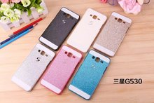 Luxury Glitter Case For Samsung Galaxy Grand Prime G530 G530H Sparkle Glitter Hard Plastic Back Covers Shell Mobile phone bags