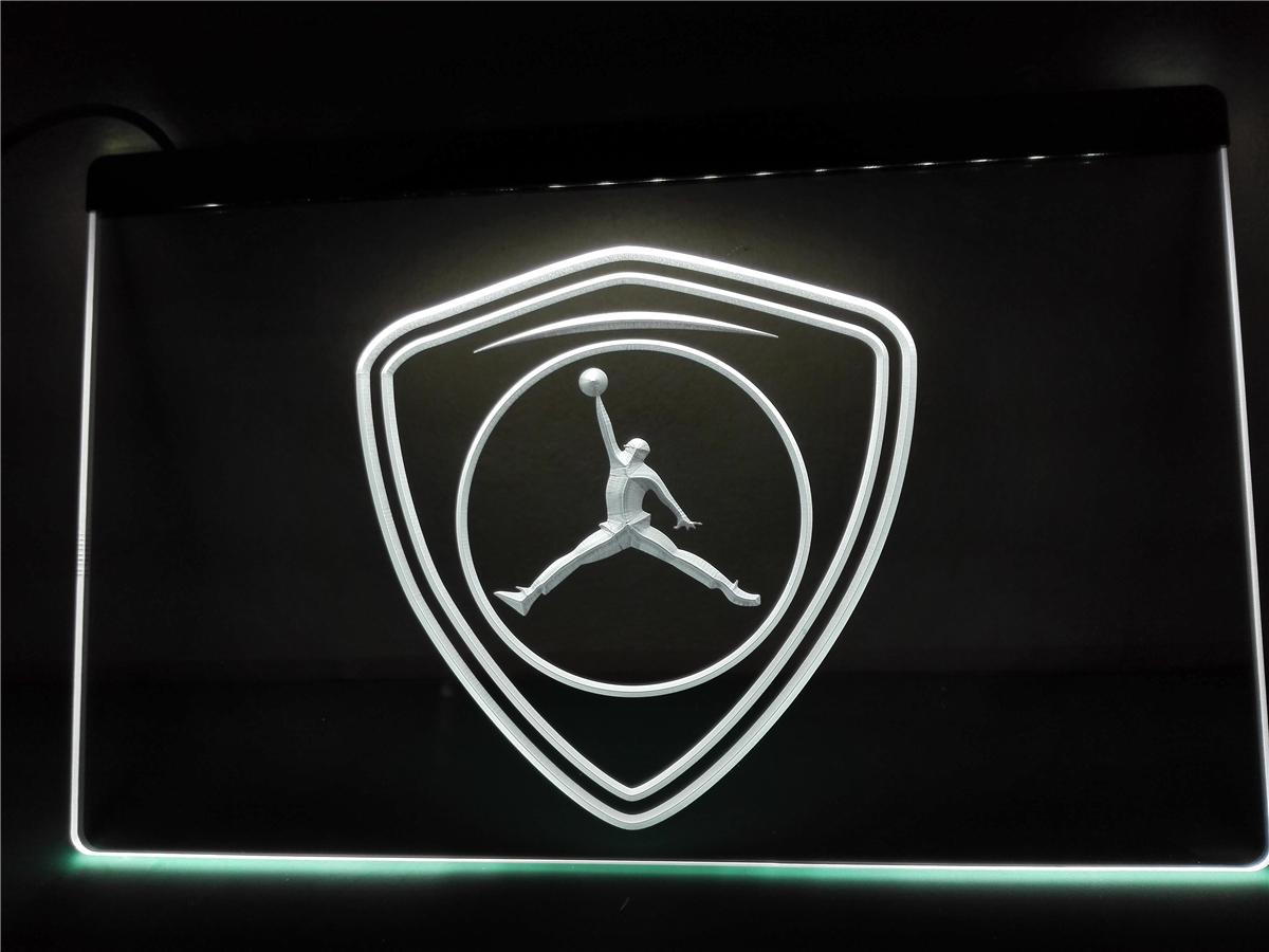 LD223- Michael Jordan LED Neon Light Sign(China (Mainland))