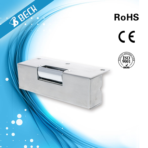 High Quality DC-12V Wooden door dedicated cathode lock /Electronic Door Lock(NO/NC)(China (Mainland))