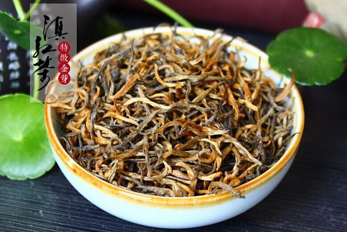 Golden Bud Dian Hong * Yunnan Black Tea 500g<br><br>Aliexpress