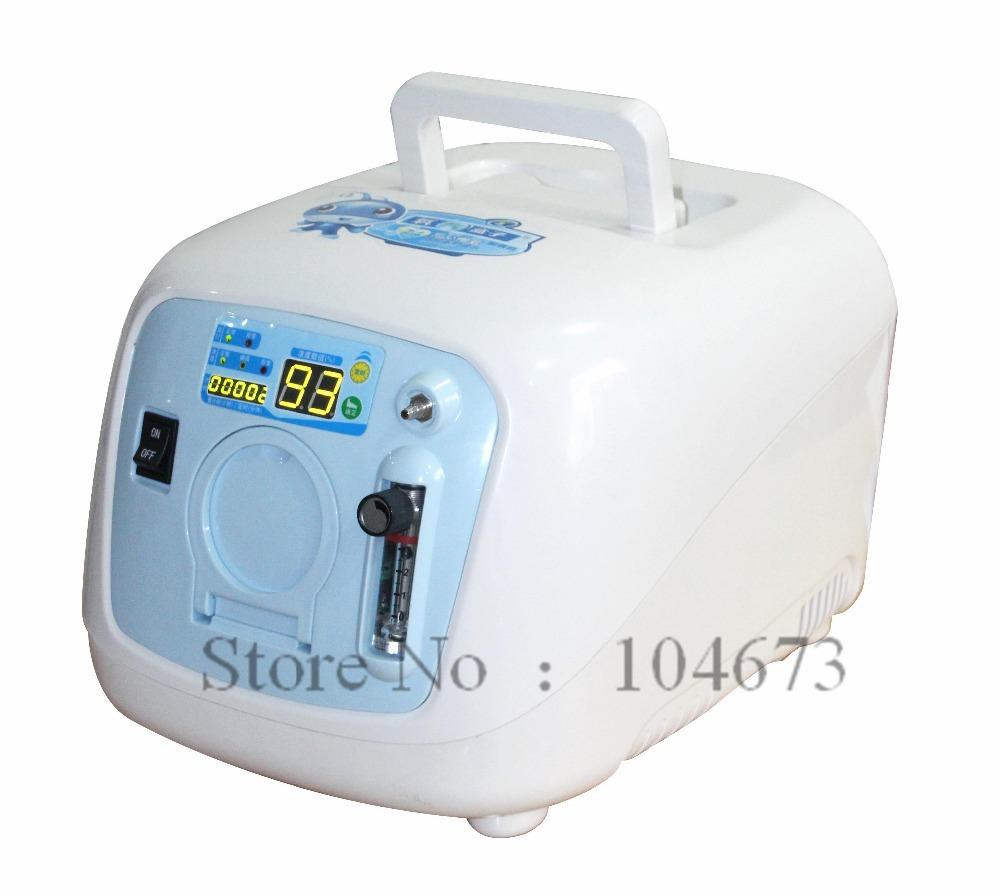 economical 220V/ 110V brand new free shipping 3L Oxygen Concentrator Basic Type freeshipping(China (Mainland))