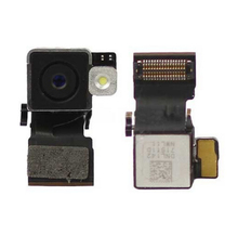 Hot Selling, 100% Original 8MP Back Rear Head Camera Photo with Flash Replacement Parts For iPhone 4S(China (Mainland))