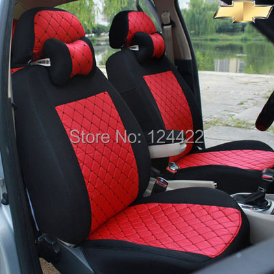 Universal car seat covers Chevrolet Cruze 2015-2009 SUV sedan BLACK/GRAY/RED/BLUE/YELLOW accessories - China TOP trading Limited Ltd store