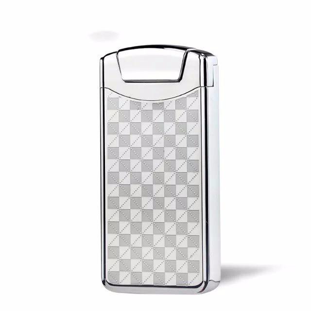 ถูก 5ชิ้น/ล็อตw indproofบุหรี่อิเล็กทรอนิกส์arcสูบบุหรี่เบาencendedorขายส่งเบาบาร์แบบพกพาแบบชาร์จไฟUSBเบา
