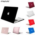 Mosiso Brand Plastic Hard Case for Macbook 12 Air 11 13 Pro 13 15 Retina 13