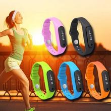 New E06 Smartband Smart bracelet Wristband Fitness tracker Bluetooth 4.0 fitbit flex Watch for ios android better than mi band