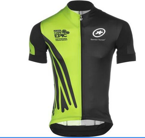 2016ass bicycle bike sportswear clothing short sleeved clothing wicking breathable clothes New Jersey cycling shirt(China (Mainland))