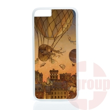 air balloon sky live house Drop Shipping HTC One M10 Desire G21 826 830 Meizu m1 m2 note Oppo N1 Mini - My-Div-Phone-Cases 2016 store