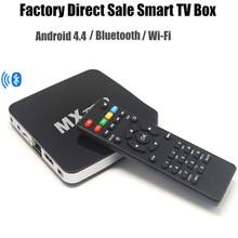 MX Pro Smart TV Box Matricom MX Pro Dual Core Android 4.4 XBMC 13.2 Media Player Amlogic Cortex A5 Androdi Satellite Receiver