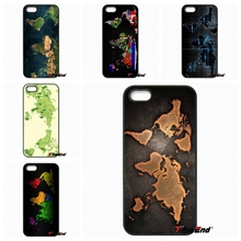 Buy Sony Xperia X XA M2 M4 M5 C3 C4 C5 T2 T3 E4 E5 Z Z1 Z2 Z3 Z5 Compact World Map HD Wallpaper Pattern Protective Phone Case for $4.98 in AliExpress store