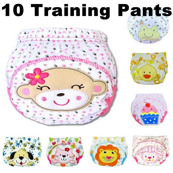 Washable reusable potty training pants xl