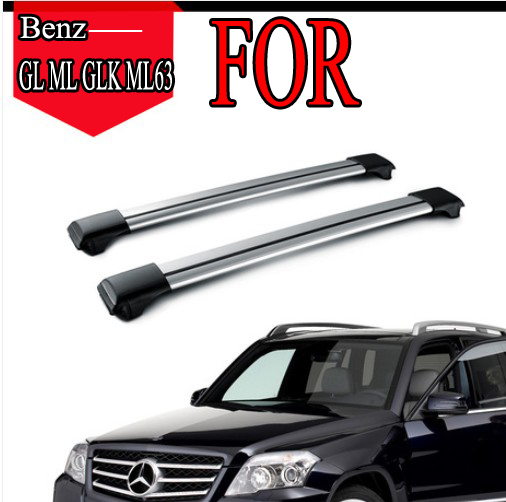 Mercedes benz glk ml glk300 glk350 ml350 ml63 roof rack for Mercedes benz roof rails