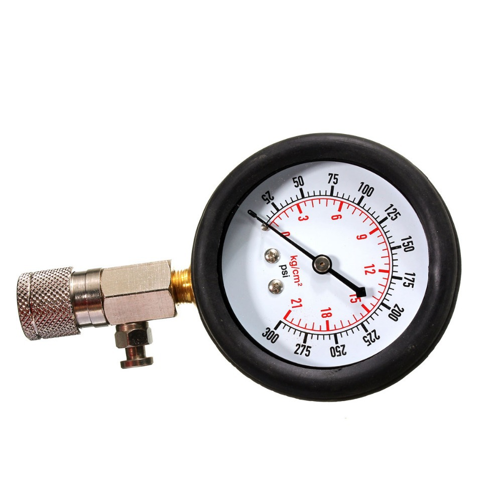 Compression Test Gauge Tester Test Kit Gauge