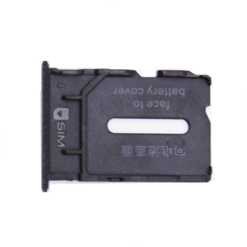 2016 New Black SIM Card Tray Replacement Parts Original SIM Card Slot Holder for Oneplus One 1+ A0001 Free shipping