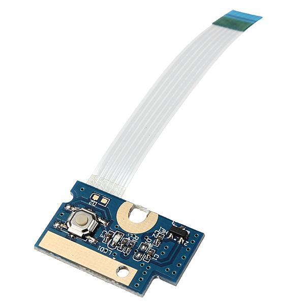 Brand New Power Switch Button Board Ribbon For HP G42 G56 G62 G72 For COMPAQ CQ42 CQ56 CQ62 CQ72(China (Mainland))