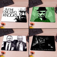Breaking Bad Characters Rubber Mouse Pad