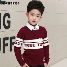 Pioneer Kids Pull Enfant Garcon Roupas Infantis Menina For Boy Winter Autumn Infant Sweater Child Baby Children Outerwear