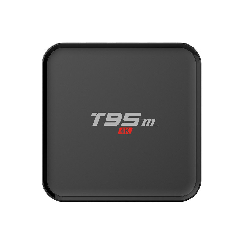 S905 ANEWKODI T95m Smart TV Box Amlogic Quad Core Android 5.1 8 GB emmc 2G DDR3 2.4 GHz Wifi Bluetooth Display LED Kodi 16.0(China (Mainland))