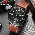 2016 Men Sports Watches Top Brand AMUDA Luxury Analog Display Quartz Watch Military Wristwatches Relogio Masculino