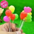 G05 X429 children baby gift Toy 1 12 Dollhouse mini Furniture Miniature rement Balloon 16pcs set