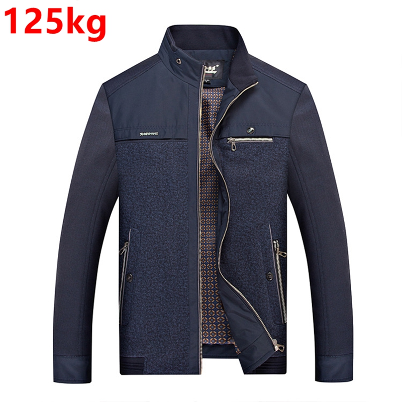 Large size jacket 7XL 2016 spring plus size male jacket 195 plus size mens clothing outerwear jacket Large yards jacketОдежда и ак�е��уары<br><br><br>Aliexpress