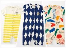2016 SPANISH BRAND BOBO CHOSES BABY rompers kids jumpsuites baby girl clothes kikikids baby clothes BABY BOY CLOTHING KIKIKIDS(China (Mainland))