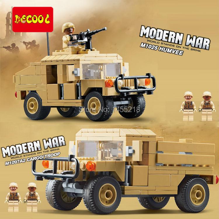 Детская игрушка Decool 2111 2112 CS M1025 /M1097A2  2111-2112