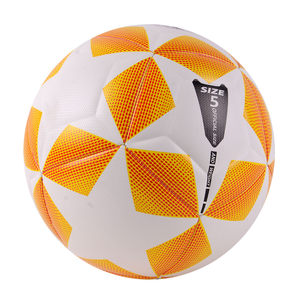 Size 5 Ball Football Anti-slip granules Champions League Soccer Ball High Quality For Match(China (Mainland))