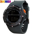 2014 Hot Sales Outdoor Digital Men Sports Watches Skmei Military Watches Army Watch Waterproof 50m Auto Date Alarm Stop Watch